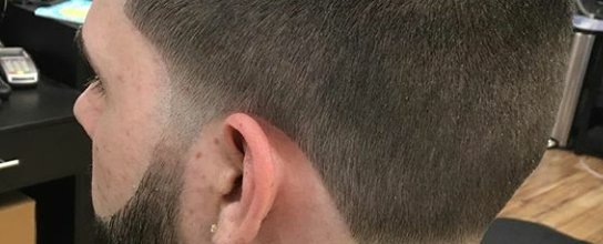 Tight medium style cut 8.14.18
